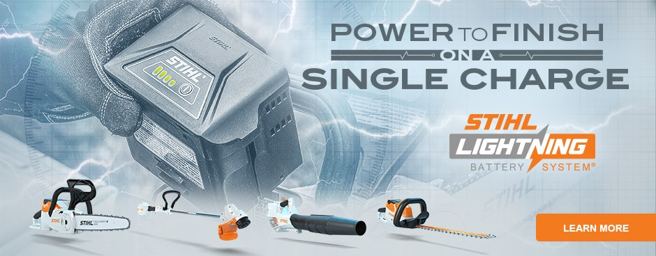 STIHL Lightning Battery Products